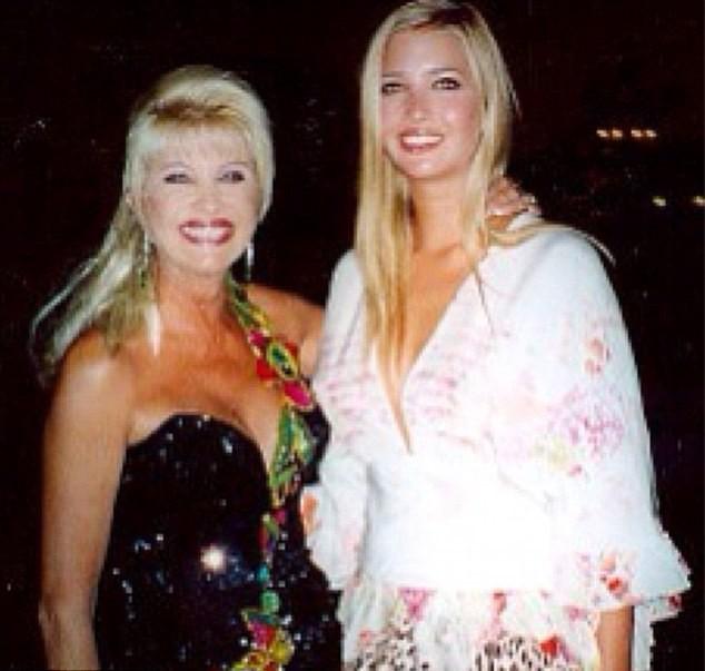 Ivanka Trump et sa mère