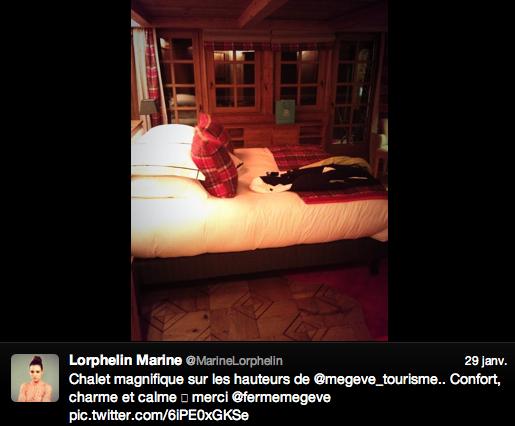 Flora Coquerel, Marine Lorphelin... : les Miss font sensation sur les pistes de Megève !