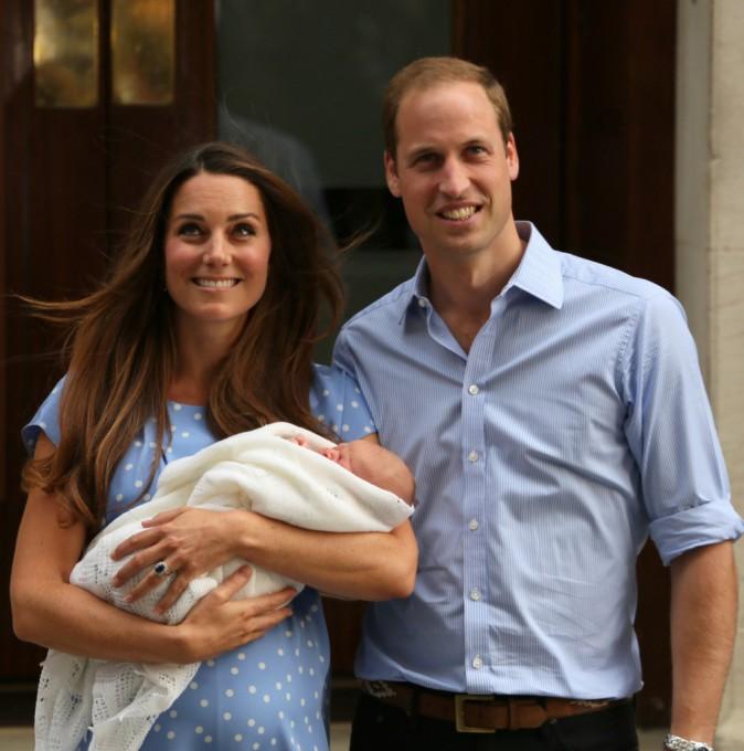 22 juillet 2013 : une naissance que tout le Royaume-Uni célèbre !