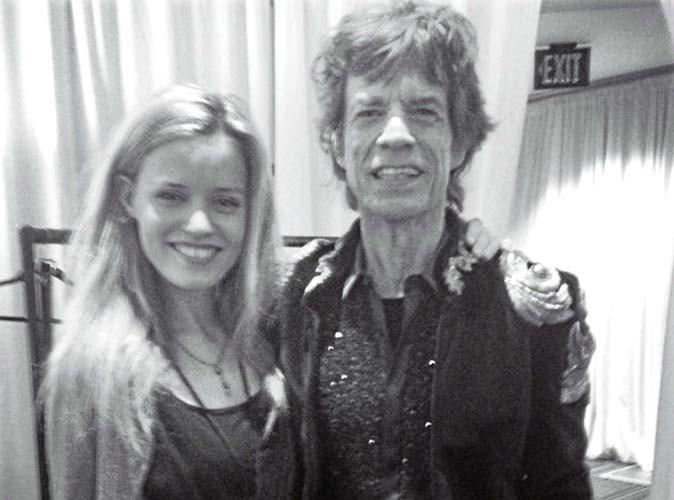 Focus sur la it girl à suivre : Georgia May Jagger !