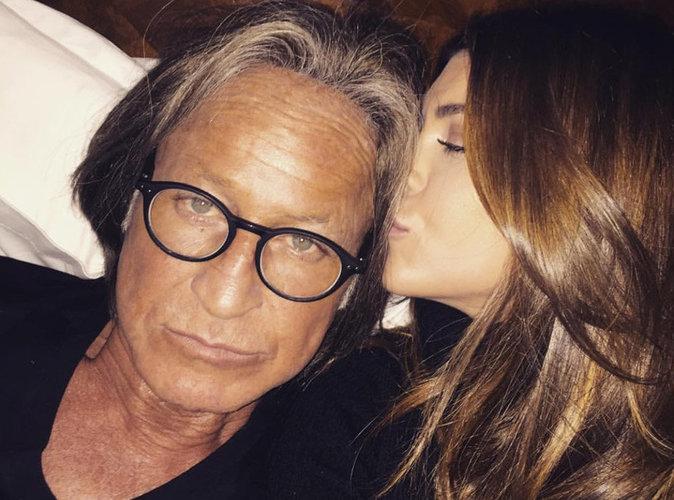 Gigi et Bella Hadid : leur père se bécote dans la rue