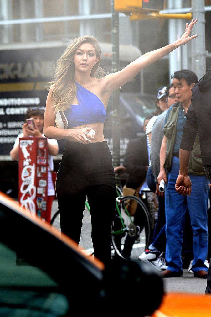 """Photos : Gigi Hadid : """"les mannequins ne sont plus des débiles"""" !"""