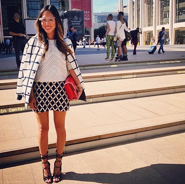 Song of Style, la blogueuse qui a plus d'un millions d'abonnées sur Instagram