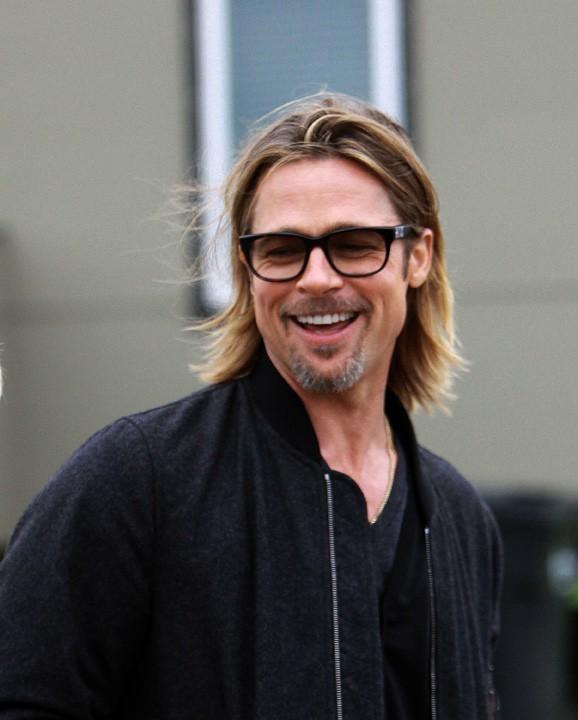 Brad Pitt, toujours mobilisé pour la Nouvelle-Orléans !