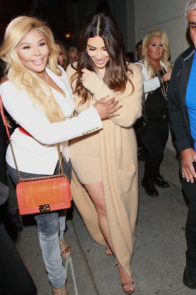 Lil Kim et Kim Kardashian
