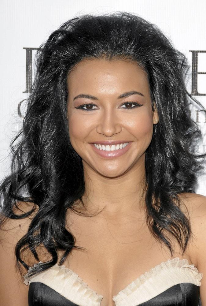 Naya Rivera de Glee