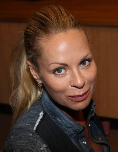 Helena Seger, le 18 juillet 2012