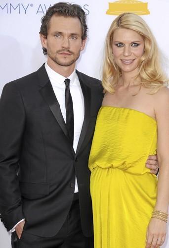 Claire Danes et son mari !