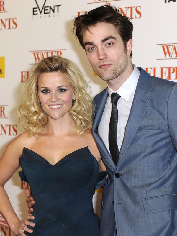 Reese Witherspoon & Robert Pattinson