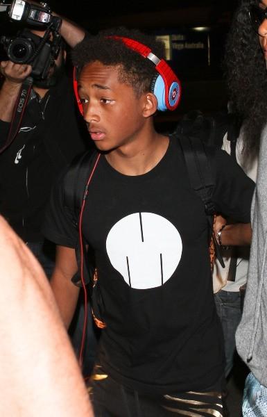 Jaden Smith, Los Angeles, 6 décembre 2012.