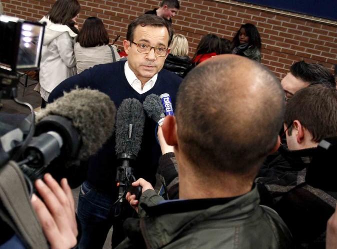 Les lycéens mais également les journalistes ont répondu présents à l'appel de Jean-Luc