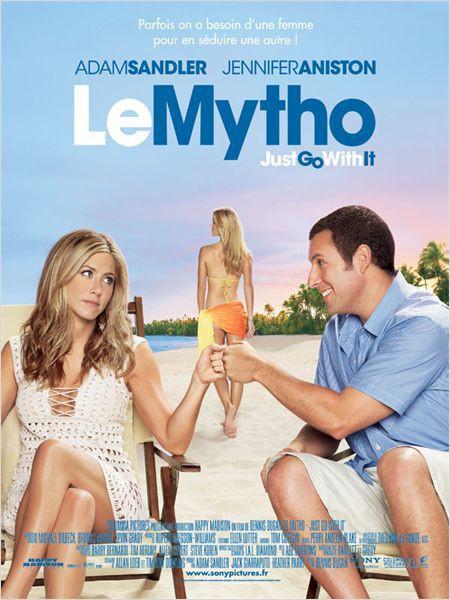 """Le Mytho"" avec Adam Sandler en 2011"