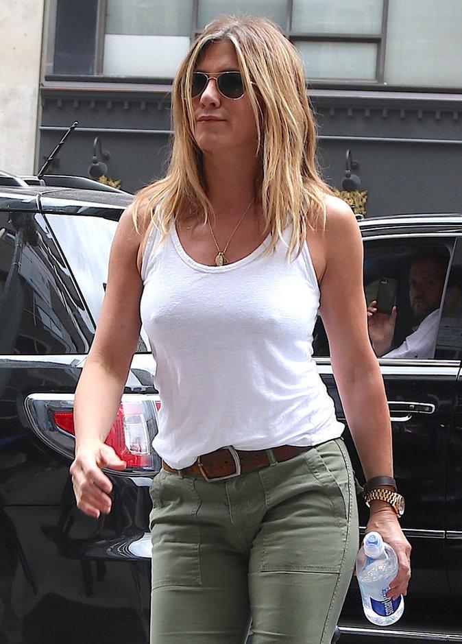 Jennifer Aniston, 47 ans, toujours au top!