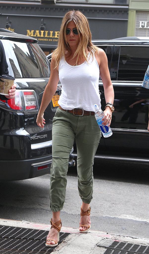 Jennifer Aniston, un style imparable