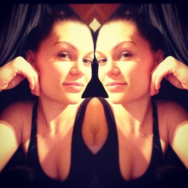 Jessie J sans maquillage