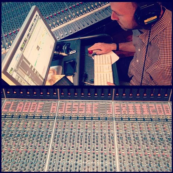 Jessie J de retour en studio !