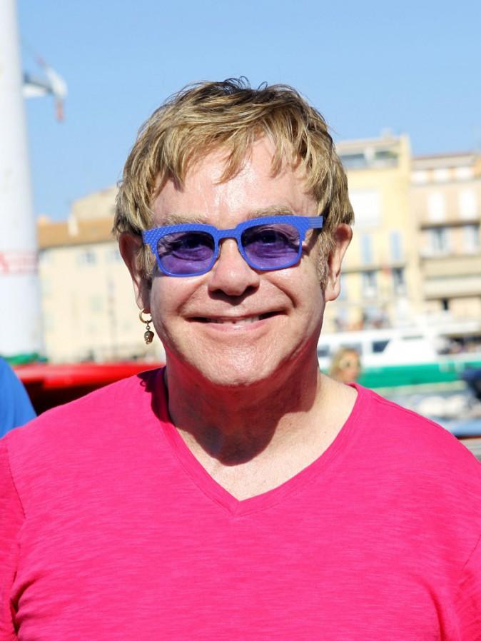 A. Elton John