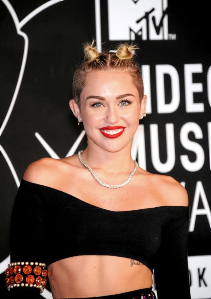 K. Miley Cyrus