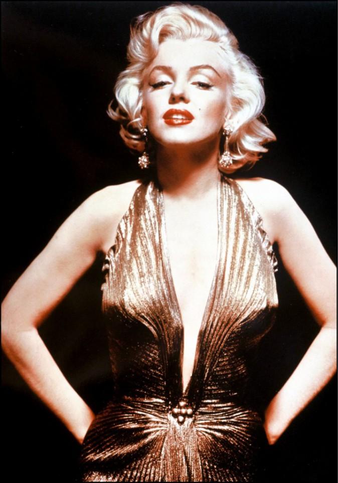 L. Marilyn Monroe