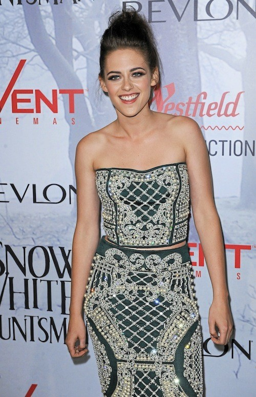 7. Kristen Stewart