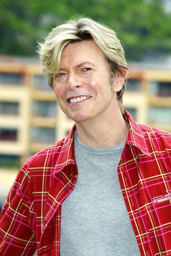 E. David Bowie