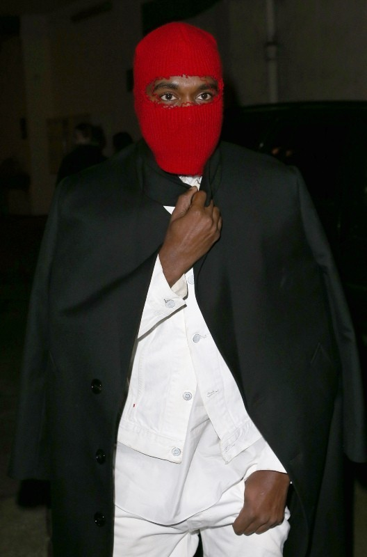 Mais c'est Kanye West bien sur!
