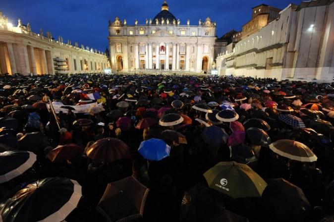 Jorge Mario Bergoglio, François 1er, a été élu pape pour succéder à Benoît XVI !
