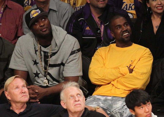 Jubilé de Kobe Bryant : Kanye West et Lamar Odom parmi les invités