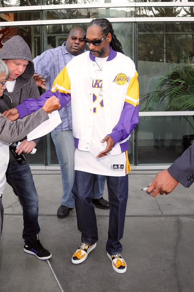 Jubilé de Kobe Bryant : Snoop Dogg parmi les invités