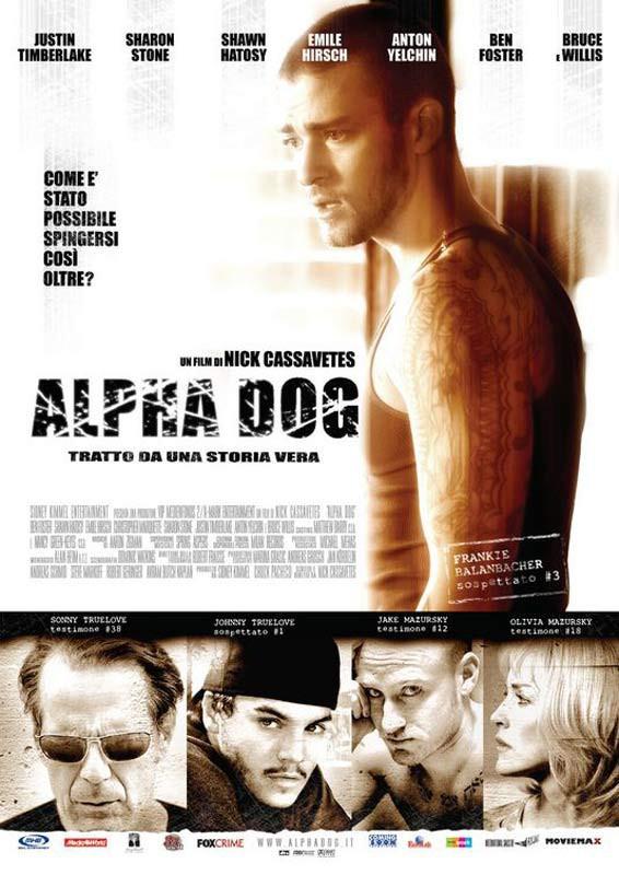 Alpha Dog en 2006, l'un de ses premiers succès au cinéma