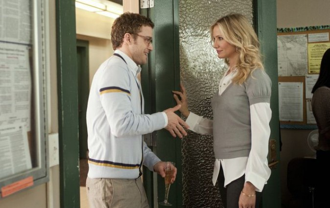 Bad Teacher avec Cameron Diaz en 2011