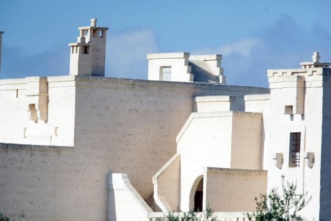 L'hôtel de Borgo Egnazia dans la région des Pouilles, en Italie, choisi par les stars pour leur mariage