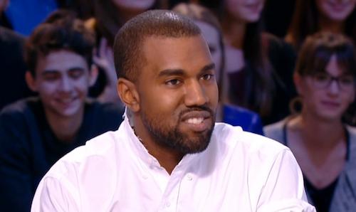 """Kanye West : """"J'ai l'impression que je deviens Français"""" !"""