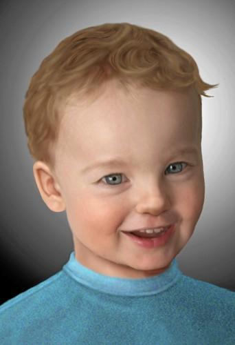 Le bébé aura forcément le sourire de maman, la gentillesse de papa et des mugs à son effigie.