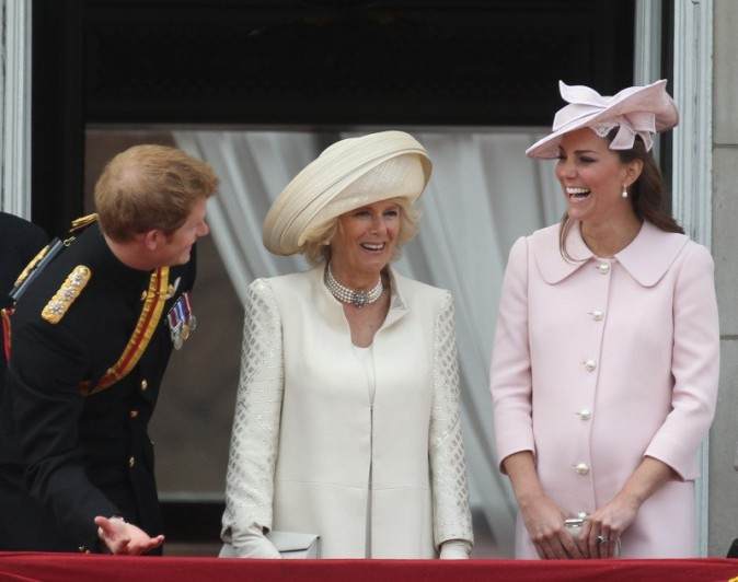 Kate Middleton le 15 juin 2013