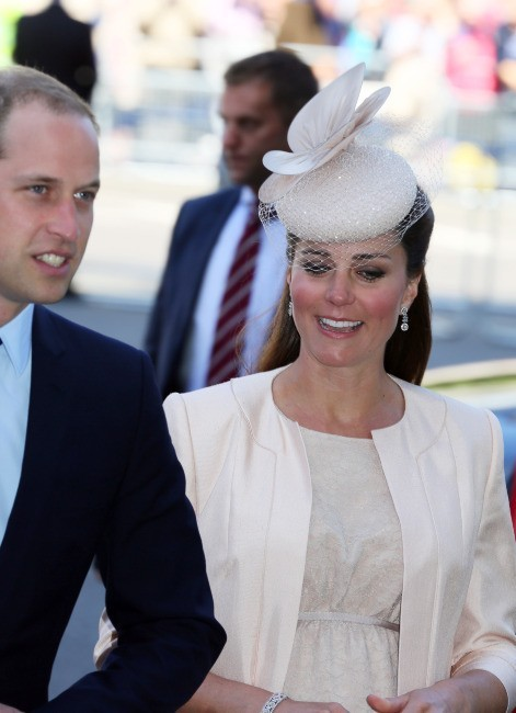 Kate Middleton le 4 juin 2013