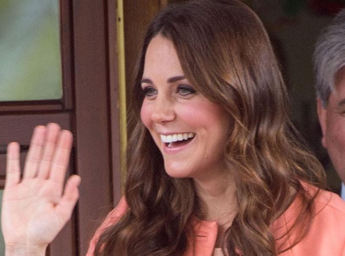 Kate Middleton : quel prénom pour son bébé ?