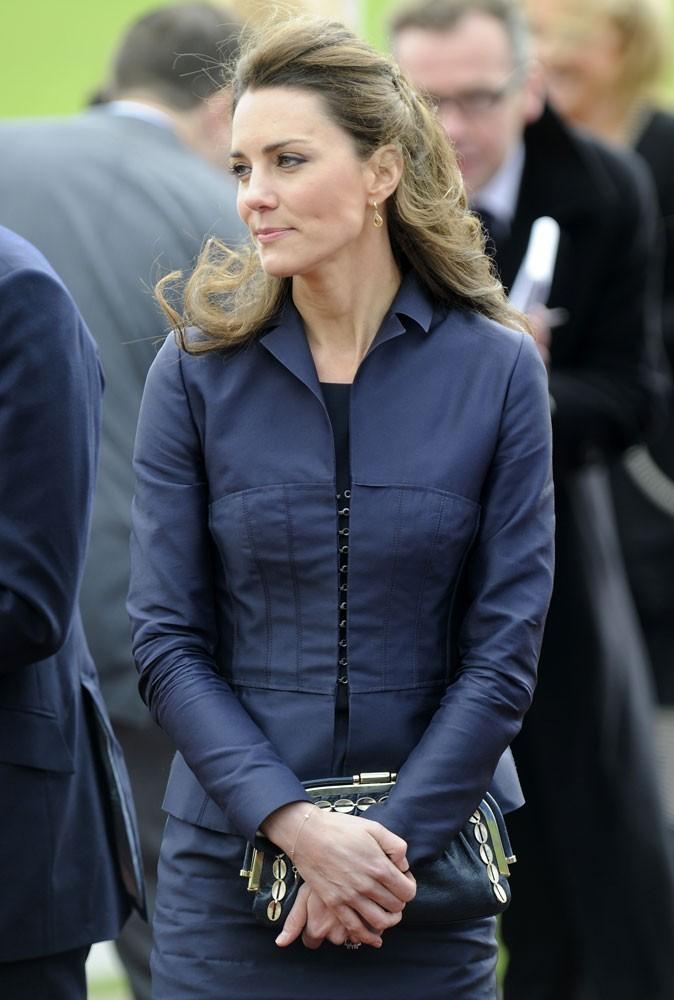 Souris Kate ! La vie de Princesse d'Angleterre c'est pas le charbon tout de même