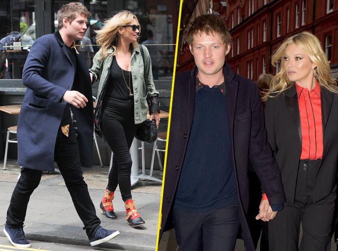 Photos : Kate Moss : Toujours aussi in love de son boyfriend de 28 ans !
