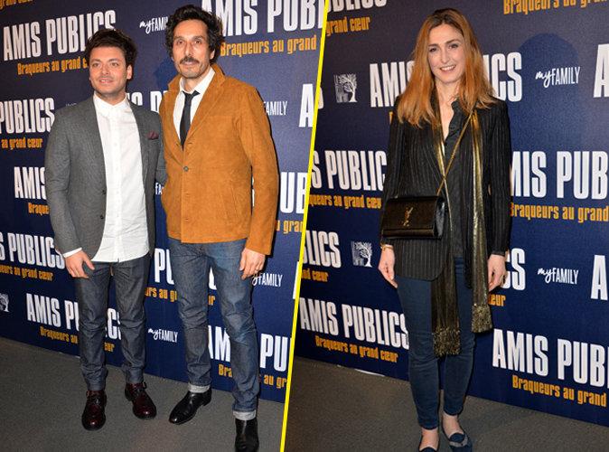 Kev Adams, Vincent Elbaz et Julie Gayet on fait sensation à l'avant-première de Zoolander 2