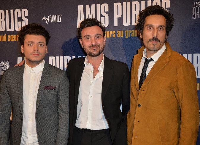 Le réalisateur d'Amis Publics, très proches de ses acteurs