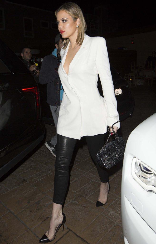 Khloe Kardashian et Kourtney Kardashian sont très proches
