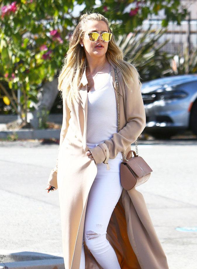 Khloe Kardashian, toujours aussi sexy