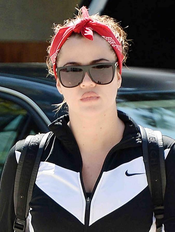Khloé Kardashian : la sport il n'y a que ça de vrai !