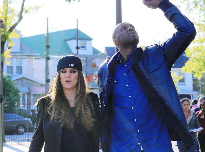 Khloe Kardashian : Lamar Odom retourne en rehab !
