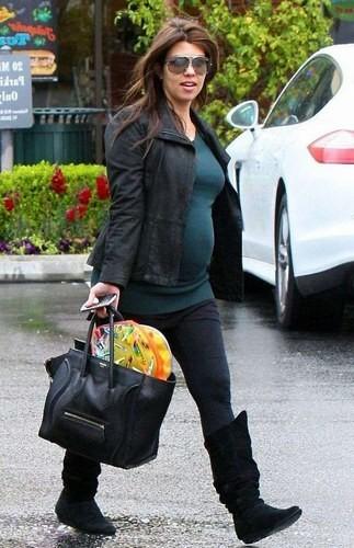 Kourtney Kardashian sait aussi être simple !