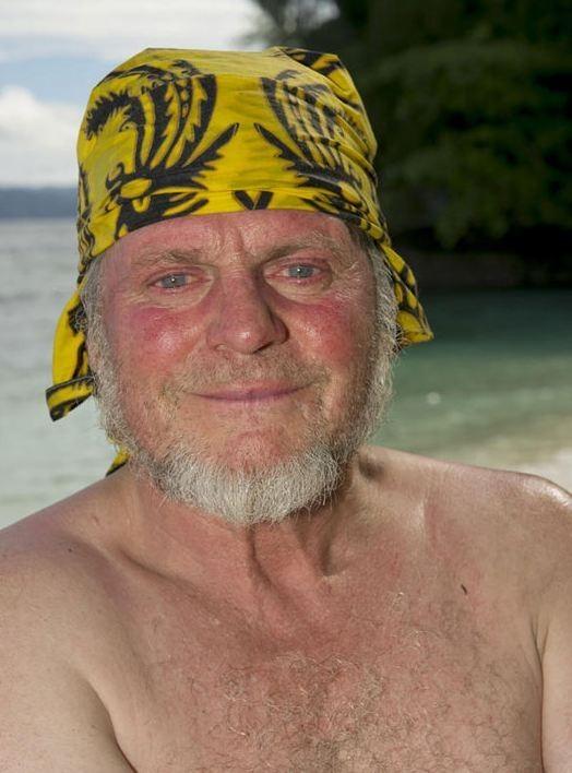 Gégé, 65 ans, passionné de chats et de pèche sportive