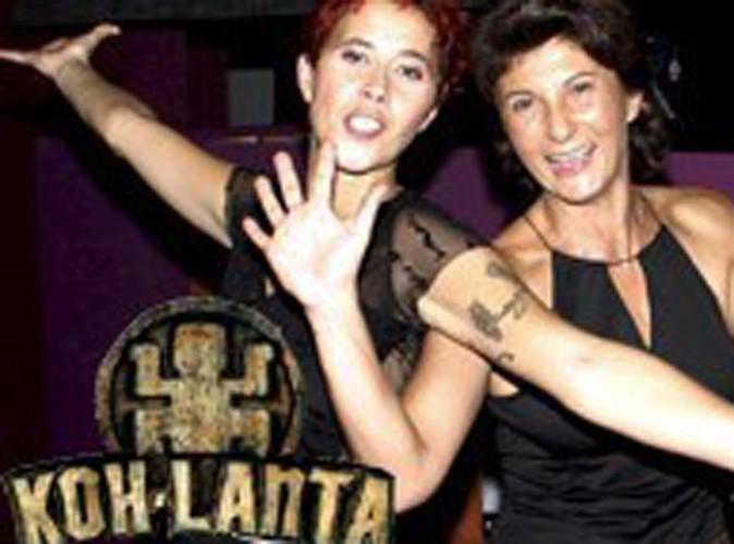 Isabelle et Delphine sont les deux grandes gagnantes de Koh Lanta Bocas del Toro en 2003