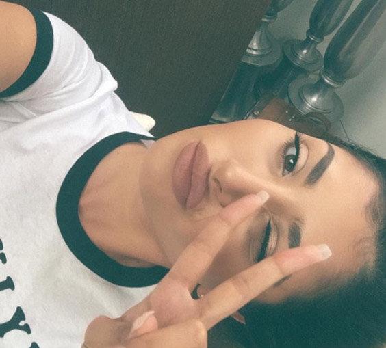 Nina Vee ne trouve pas qu'elle ressemble à Kylie Jenner