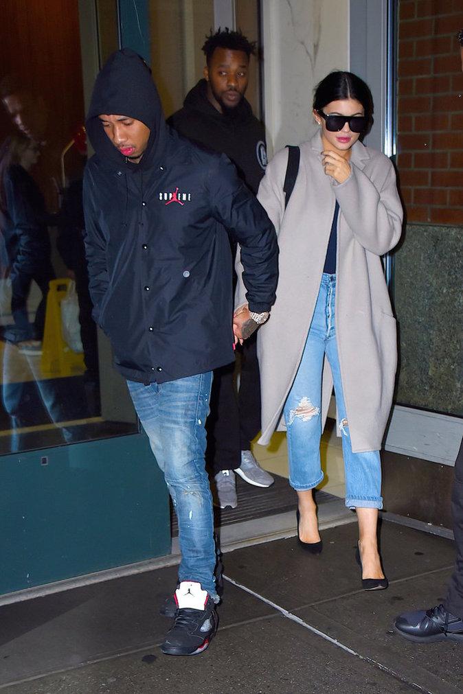Kylie Jenner : elle fait tout comme Kim pour séduire Tyga !